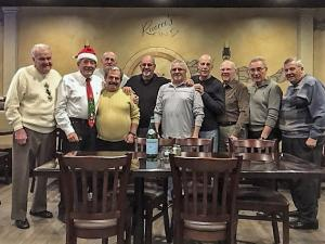 Riviera Pool Players 2017 Christmas Party