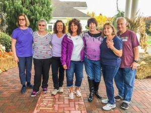 Purple Pumpkin Lustgarten Foundation Fundraiser - 11/2/2018