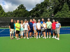Riviera Tennis Grand Re-Opening