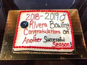 2019 Bowling Dinner