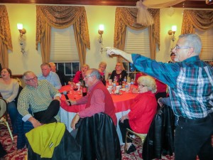 2016 Italian American Club Christmas Party