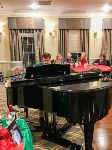 2019 Italian American Club Christmas Party