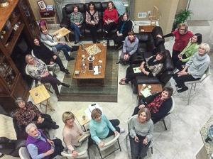 2017 Page Turners Holiday Party