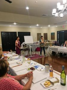 Page Turners Wine & Cheese Painting Party