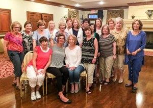 Author Katy Curran visits Riviera