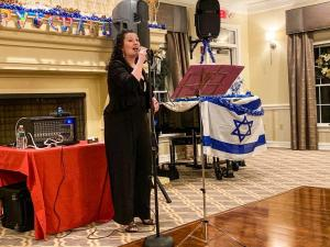 Latkes and Lox - Hanukah Party 2019-2