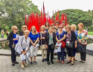 Bus Trip to NY Botanical Gardens/Chihuly Exhibit