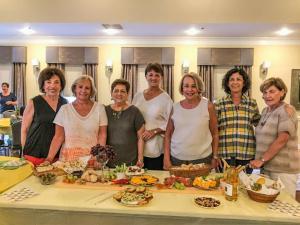 Wine 'N' Cheese Gathering