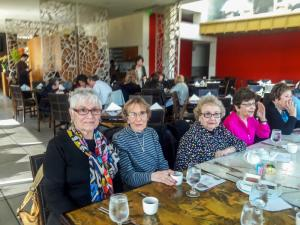 Women's Club Luncheon at Peking Pavilion
