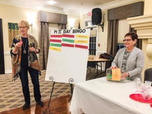 Riviera Women's Club Celebrates Pi Day 2019